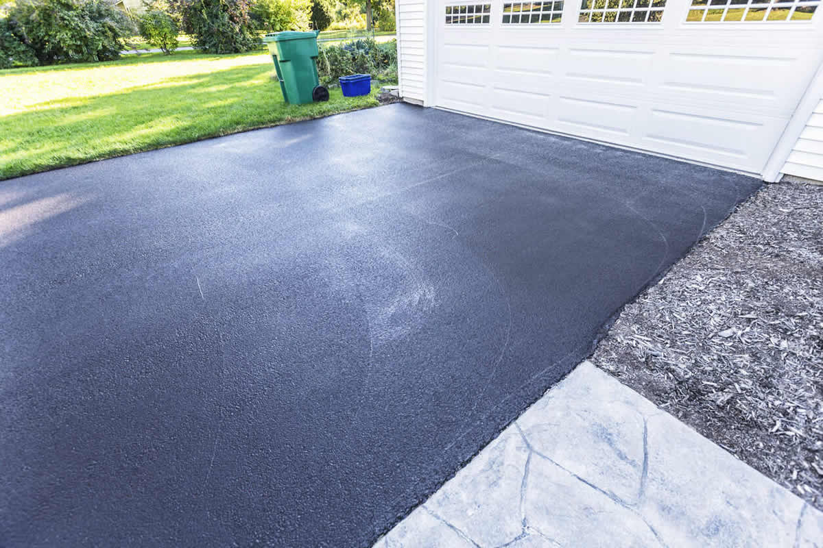 Why is Chip Sealing your Driveway is a Good Idea?