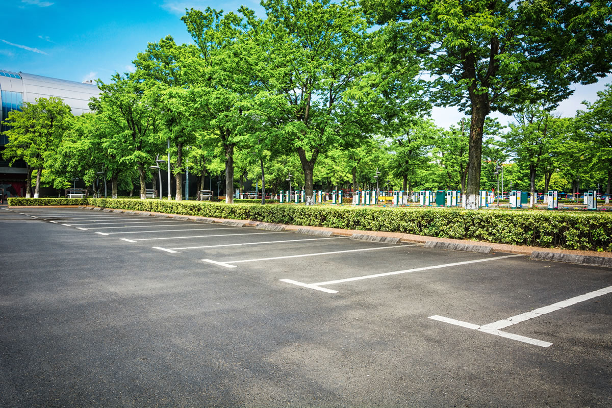 Five Tips to Improve Efficiency of Your Business Parking Lot