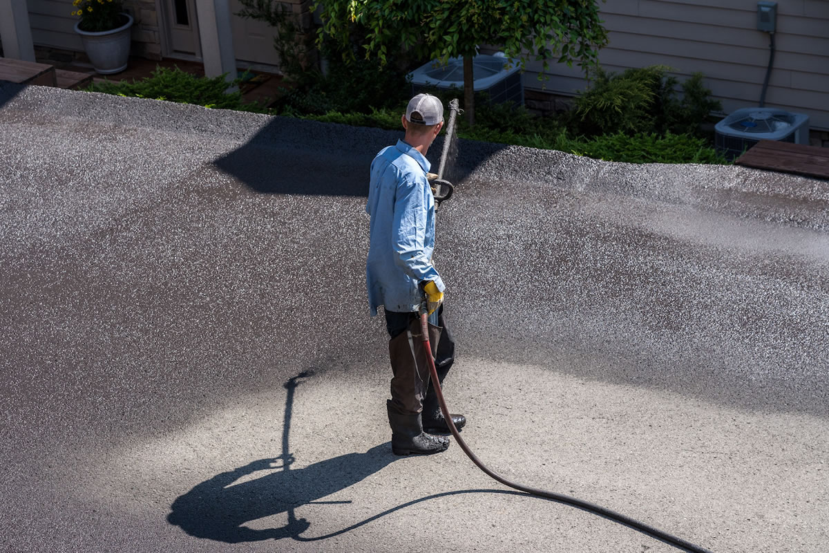 Why Chip Seal is a Great Paving Material