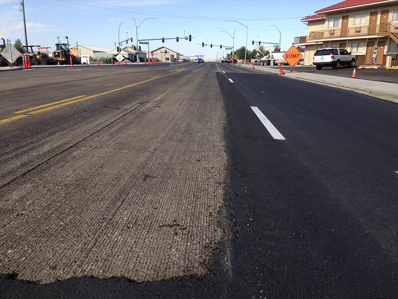 Asphalt Resurfacing & Overlays